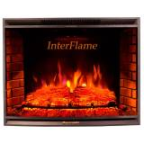 Электроочаг Interflame Panoramic-33 LED FX NEW design